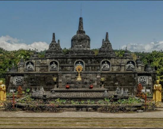 Banjar Buddhist Temple